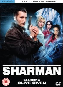 Sharman DVD cover