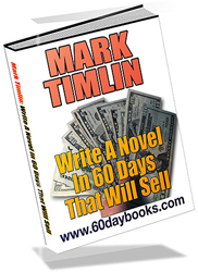Write a novel in 60 days what will sell